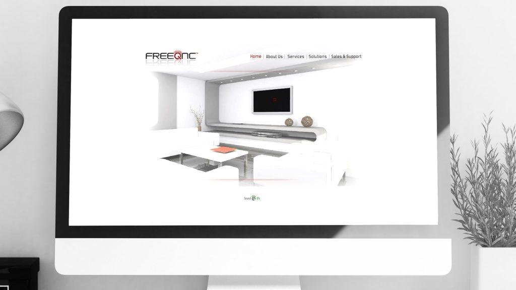 FreeQNC-webdesign